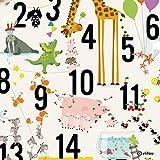Zahlen Poster Kinder Zahlenposter Kinderzimmer Bilder