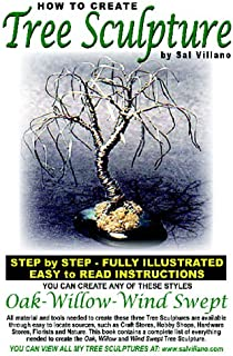tree sculpture how to