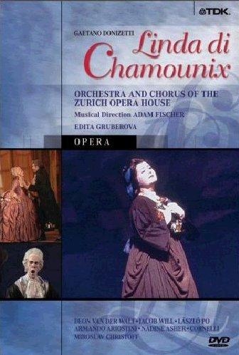 Donizetti: Linda Di Chamounix [DVD] [2006]