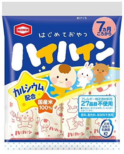亀田製菓 ハイハイン 53g×12袋