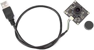 Maxmartt 2 Million Pixels 120° Wide Angle Lens USB Camera Module with OV2643?Chip