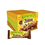 Nature Valley Protein, 8er Pack (8 x 160 g Multipack mit je 4 Proteinriegeln) -
