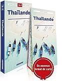 Thaïlande - Guide + Atlas + Carte 1/1650000