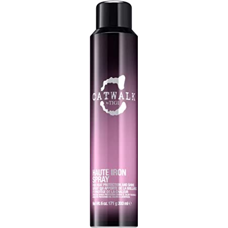Tigi Cura Capillare, Catwalk Sleek Mystique Haute Iron Spray, 200 ml