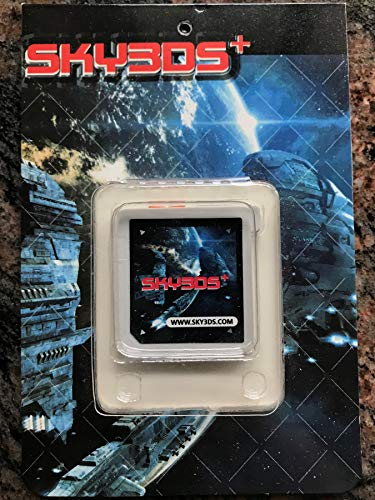 SKY3DS + -Karten können 3DS-Spiele auf 3DS V11.10.0-43U / E / J / K spielen