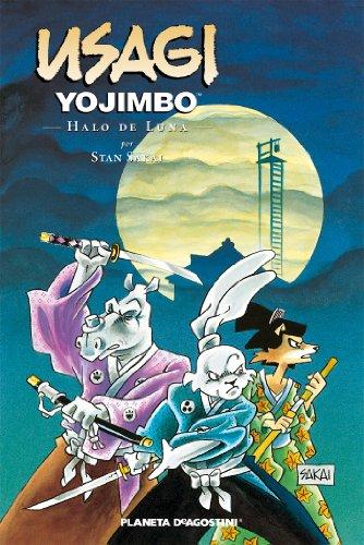 Usagi Yojimbo nº 16: Halo de luna (Independientes USA)