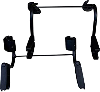 Mountain Buggy Car Seat Adapter for Mountain Buggy Protect, Phil&teds Alpha, Maxi COSI Mico and Cybex Aton to Duet, Double