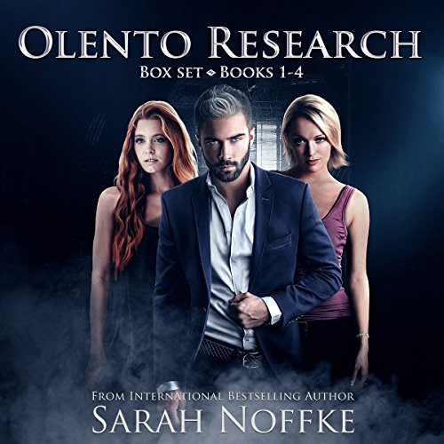 Olento Research Series Boxed Set cover art