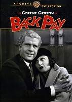 Back Pay (1930) [DVD]