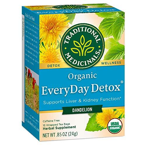Traditional Medicinals Herbal Organic Tea, 16 Count