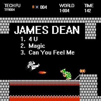 James Dean EP (aka Jimmy Dean)