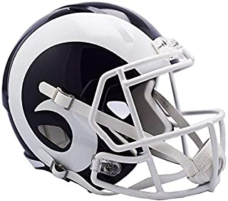 Riddell Los Angeles LA Rams New 2017 Officially Licensed Speed Authentic Football Helmet
