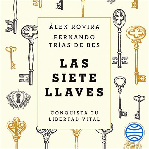 Diseño de la portada del título Las siete llaves