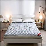 ZQW Colchón Plegable del Piso del futón, Colchón de futón japonés Colchón de Tatami Plegable Colchón for niños...