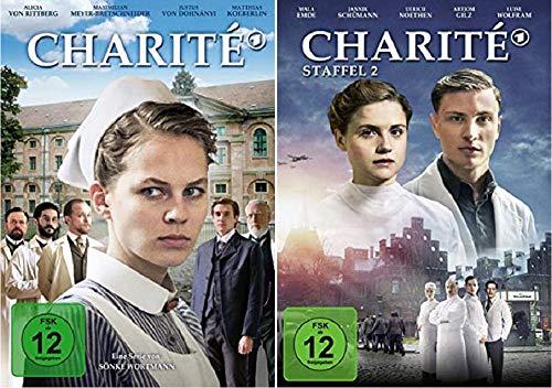 Charité Staffel 1+2 [DVD Set]