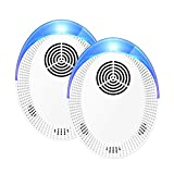 Best Insect Repellents - Ultrasonic Pest Repeller,Safe and Silent Plug-in Insect Repeller,Electronic Review