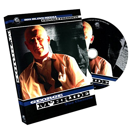 The Classics DVD by George McBride & Big Blind Media - DVD