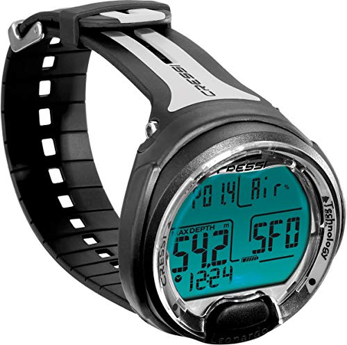 Cressi Leonardo Freediving Watch