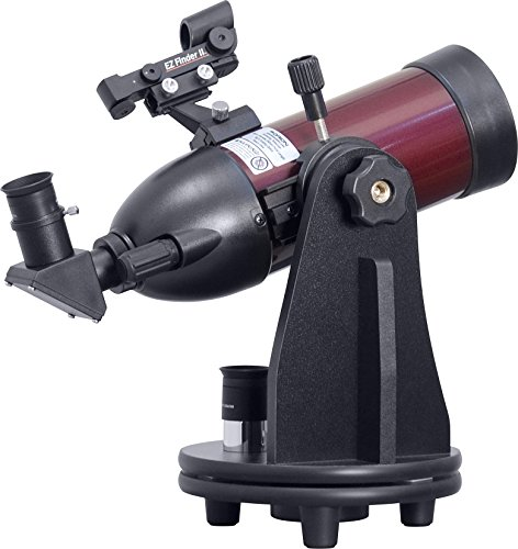 Orion 10013 GoScope 80mm TableTop Refractor Telescope (Burgundy)