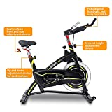 Zoom IMG-2 onetwofit cyclette magnetica da allenamento