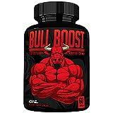 Best Men Enlargements - Bull Boost Testosterone Booster for Men - Enlargement Review