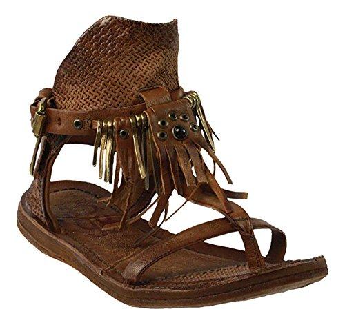 AS98 Airstep | Ramos | Sandalette - braun | Castagna, Farbe:braun;Größe:38