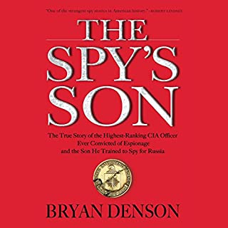 The Spy's Son cover art