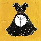 NIGU Accesorios de dormitorio caja de regalo regalos de boda retro vinilo reloj de pared registro único diseño regalo para novia decoración del hogar diseño vintage oficina bar habitación decoración