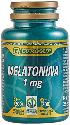 Eurosup Melatonina 200 Cpr - 26 g