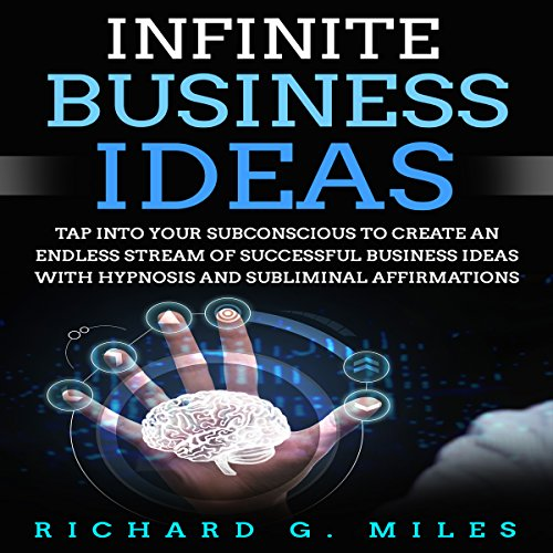 Infinite Business Ideas audiobook cover art