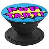 Retro Pop Art Cartoon Shout Bubble Tart PopSockets Grip and Stand for Phones and Tablets