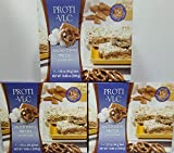 3 Box Value Pack (21 Servings) Proti Fit VLC - Salted Toffee Pretzel Low-Carb 15g Protein Diet Bar - High Fiber Weight Loss Snack/Post Workout Protein Bar Bar - Gluten Free