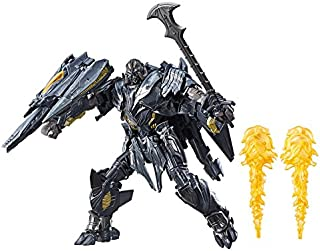 last knight megatron figure