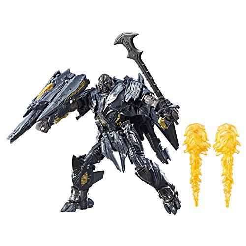 Transformers: Die letzten Knight Premier Edition Leader Class Megatron Action Figur