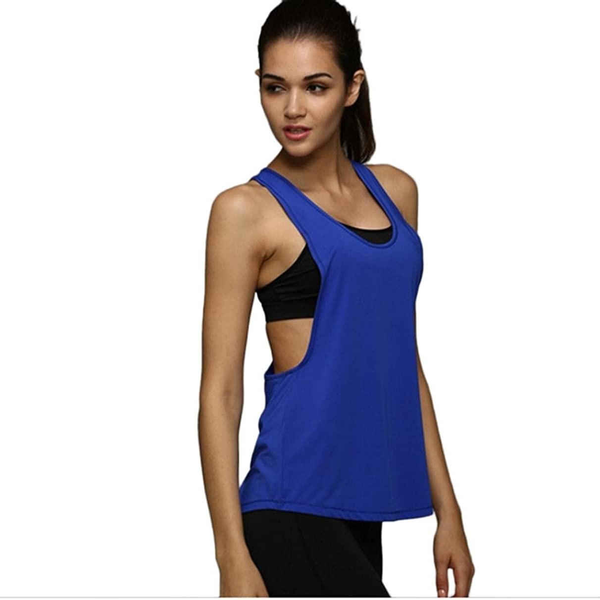 Kstare Women's Tank Top Shirt Athletic Racerback Vest For Running Yoga Workout