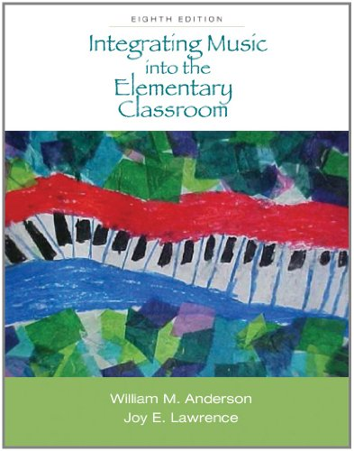 Integrating Music into the Elementary Classroom (with Resource Center Printed Access Card)