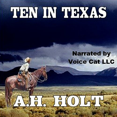 Ten in Texas audiobook cover art