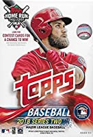 2018 Topps Series 2 Baseball EXCLUSIVE Factory Sealed HUGE 72 Card HANGER Box including (2) Legends in the Making Inserts! Look for RC'S & AUTO'S of SHOHEI OHTANI, Ronald Acuna, Gleyber Torres & More!