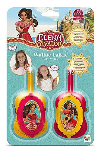 Elena de Ávalor Walkie Talkie en blíster (Propio 291027)