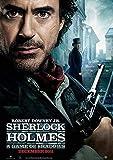 Robert Downey Junior Sherlock Holmes ein Spiel mit Schatten