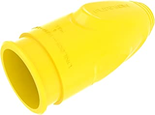 Furrion 50A Male Connector Cover Yellow (Part #F50Cov-Sy By Furrion)