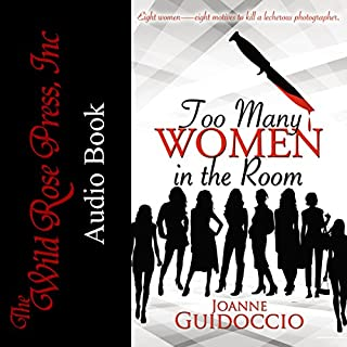 Too Many Women in the Room audiobook cover art