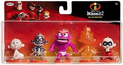 Pixar Incredibles 2 Jack - Jack Multipack Disney