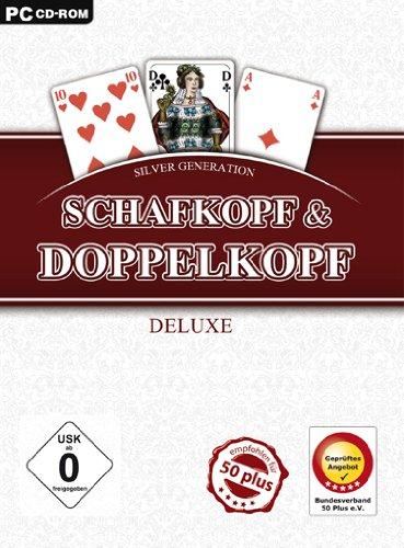 50+ Silver Generation Schafkopf & Doppelkopf Deluxe (PC)