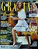 GRAZIA [No 41] du 11/06/2010 - GEORGIA MAY JAGGER VA-T-ELLE DETRONER KATE MOSS -COMPLEXEE MOI /...