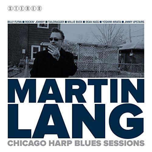 Martin Lang feat. Rockin' Johnny Burgin