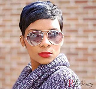 Best black pixie wig Reviews