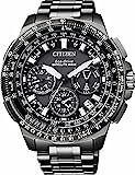 Citizen Orologio da uomo Satellite Wave Promaster Sky Cronografo al Quarzo Titan cc9025–51E