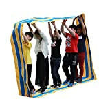 BOHS Outdoor Relay Race Rolling Mat - Team Building - Group Work Training Tool Toys for Kids and Grown-Ups- for 7-9 Children (8 Meters/26.2 Feet)
