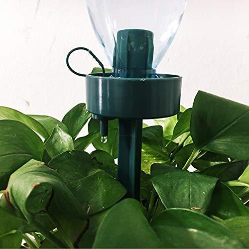 Ponacat Automatisches Bewässerungssystem aus Kunststoff, Tropfen-Bewässerungsgerät für Garten, Blumenbewässerung Piccolo Wie gezeigt
